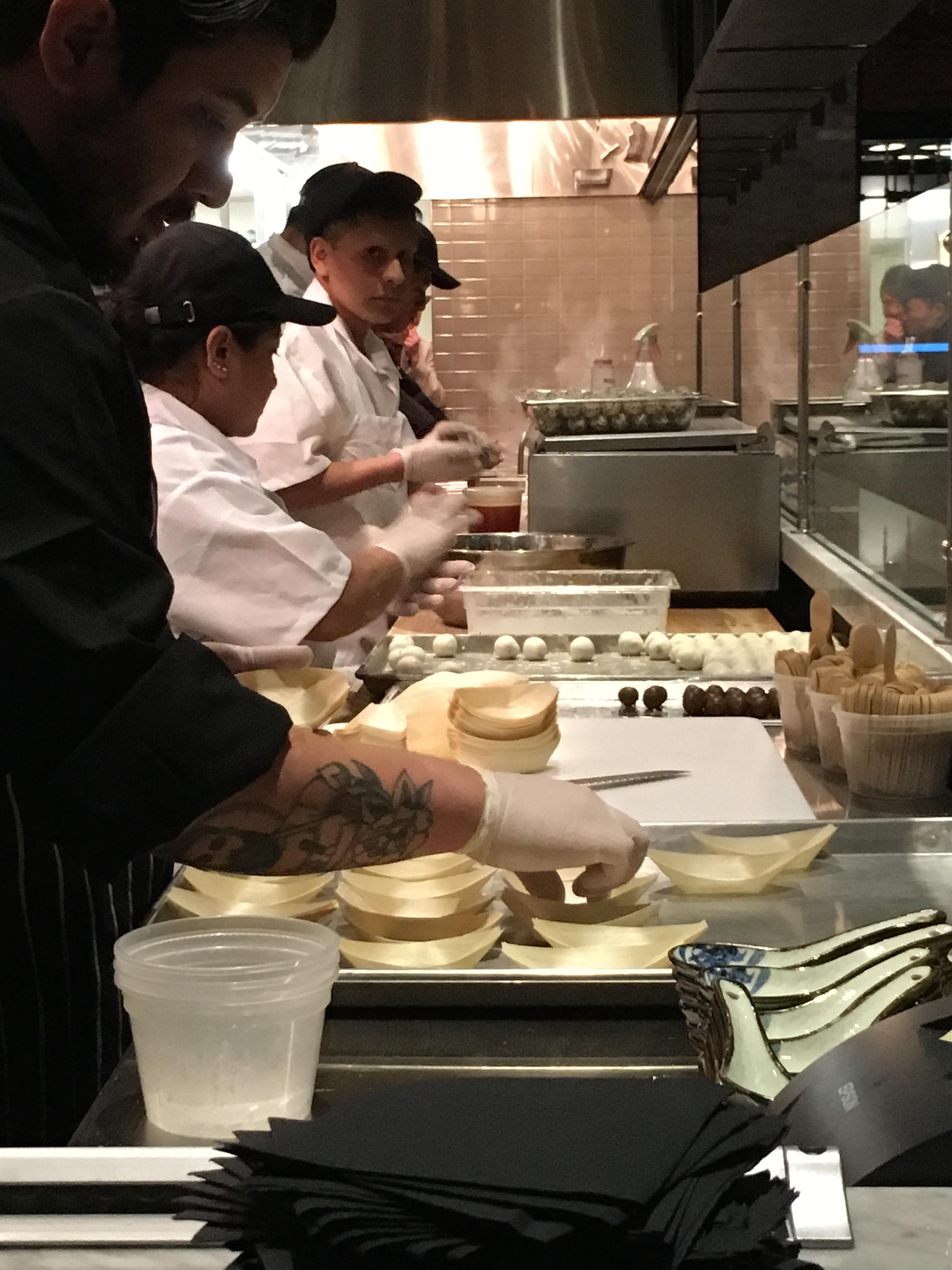 Restaurants Adventures in Chicago