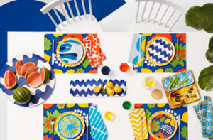 Marimekko launches in Target Inspiring Kitchen