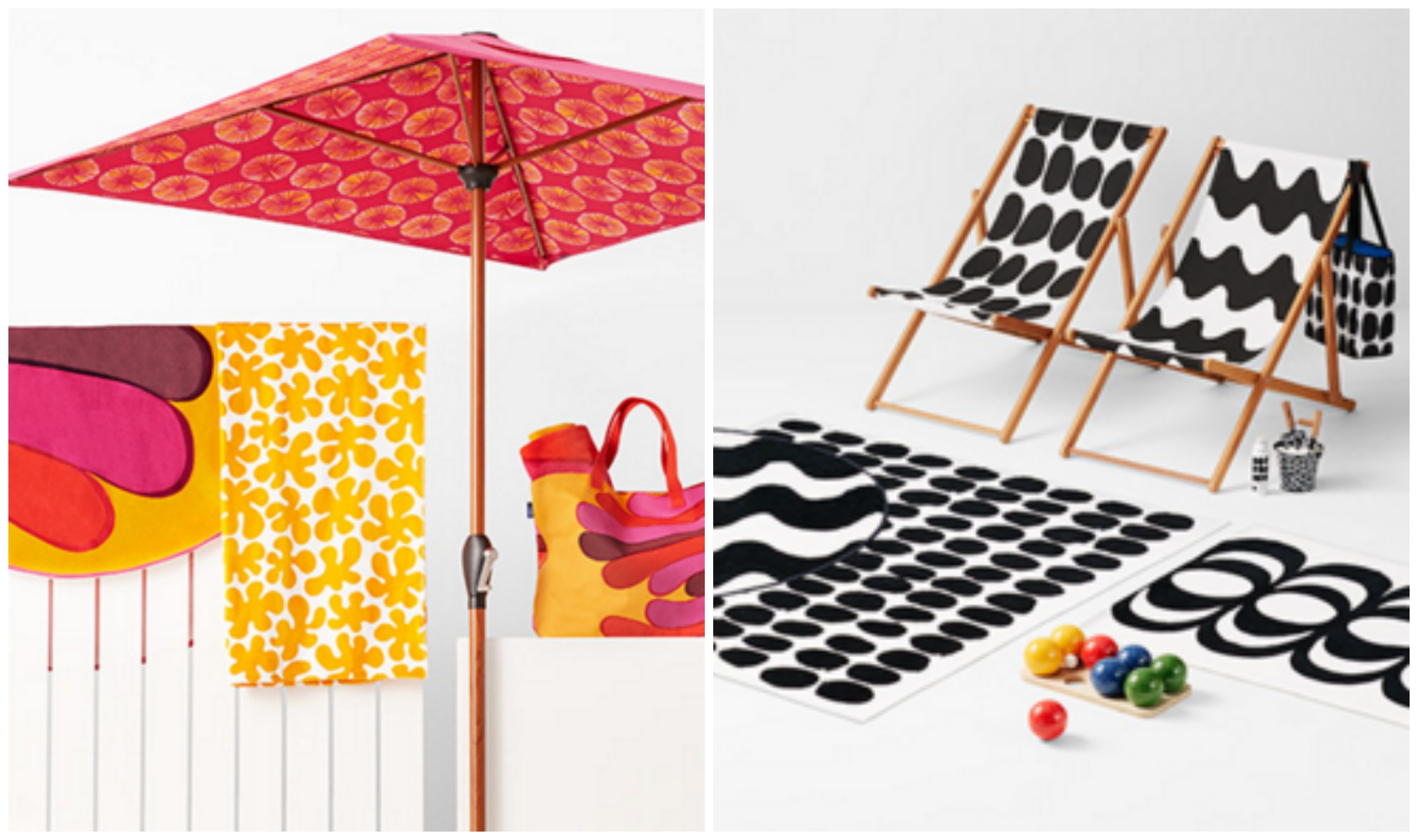 Inspiring Kitchen Marimekko luanches at Target