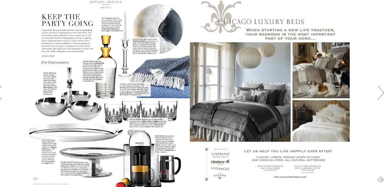 Press Modern Luxury Magazine