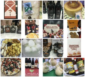 nra bellavita Italian food