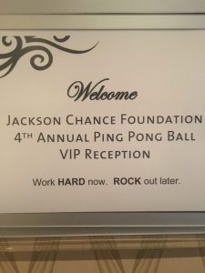 For The Children: The Jackson Chance Foundation and One Step Camps Inspiring Kitchen