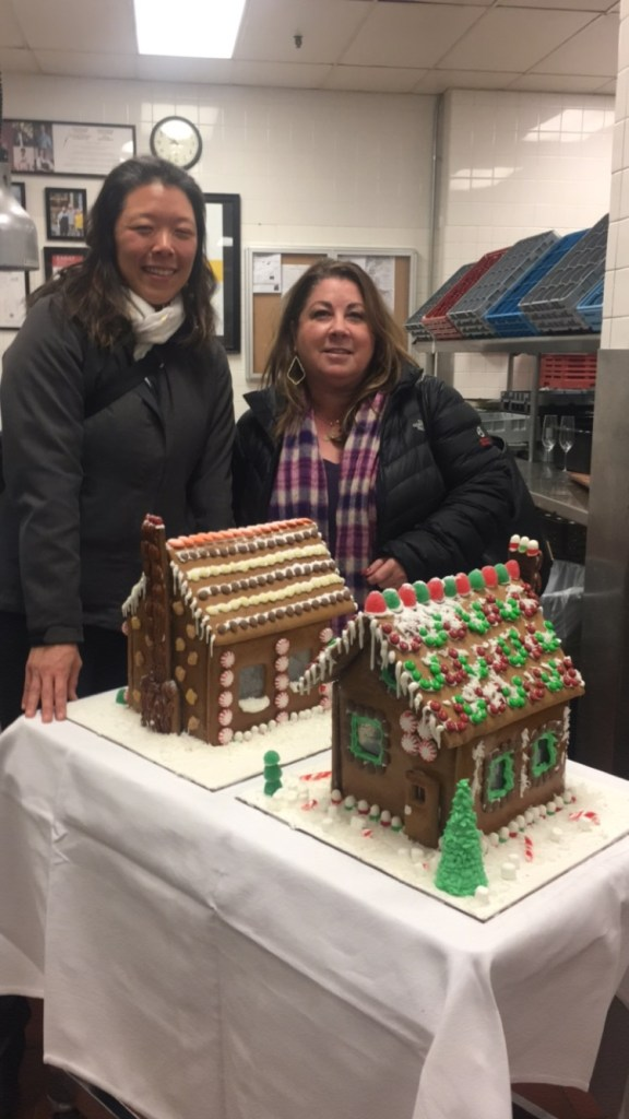 Festive Fun Decorating Gingerbread Houses at Four Seasons Chicago