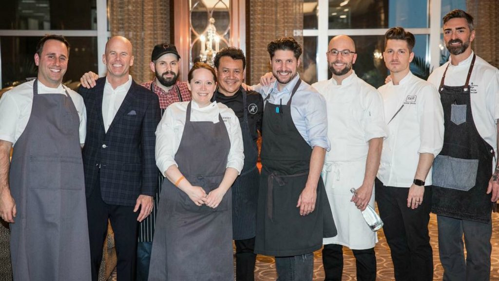 James Beard Foundation Celebrity Chef Tour Visits Chicago