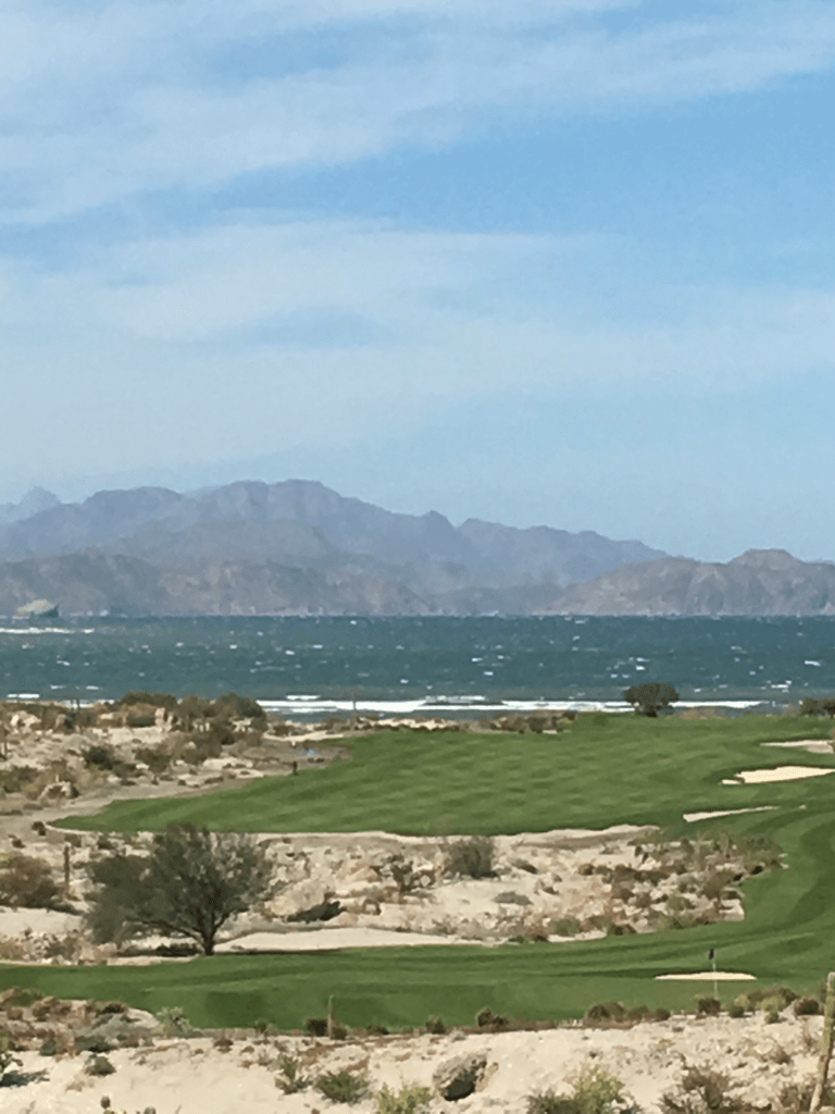 Danzante Bay Golf Club: Where Golf Course Meets Nature