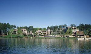 Ritz Carlton Reynolds Lake Oconee Chef Derin Moore