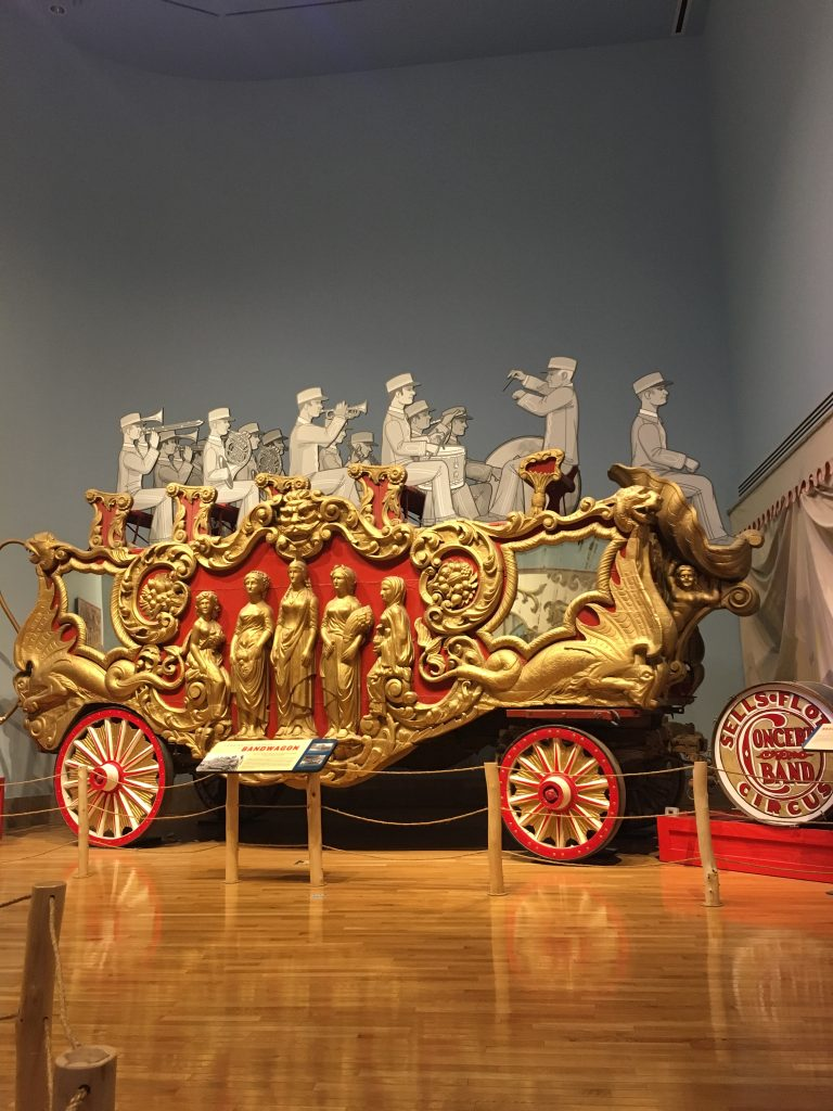 The Ringling Circus Museum Wagon