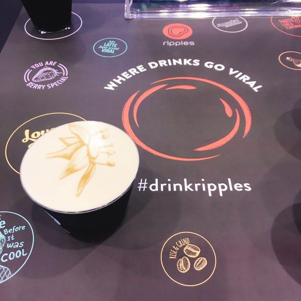 drink ripples cocktail design