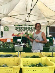 Nichols Farms Eli Cheesecake