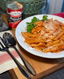 penne alla vodka greatest tomatoes from europe bowl
