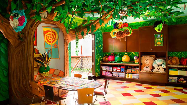 fairmont kids room Fairmont Mayakoba resort