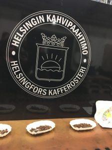 Helsinki coffee roaster