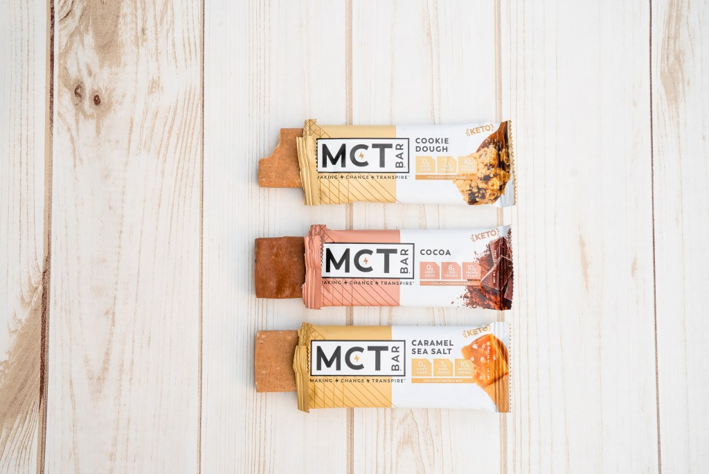mct bar healthy snack