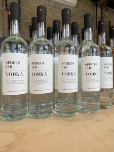 spirits lab bourbon