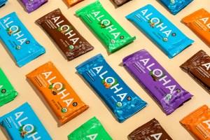 healthy snack aloha bars