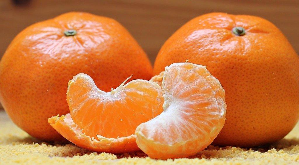 orange sponge cake fresh oranges