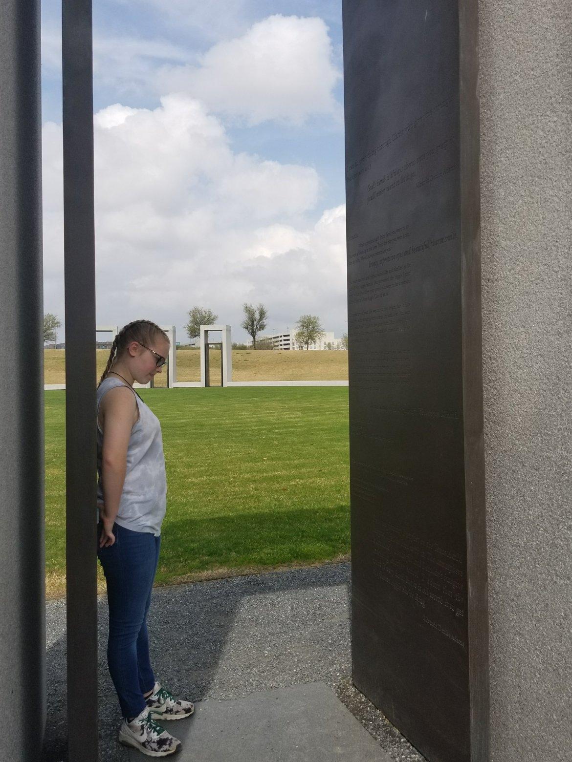 Aggie Bonfire Memorial at Texas A&M University
