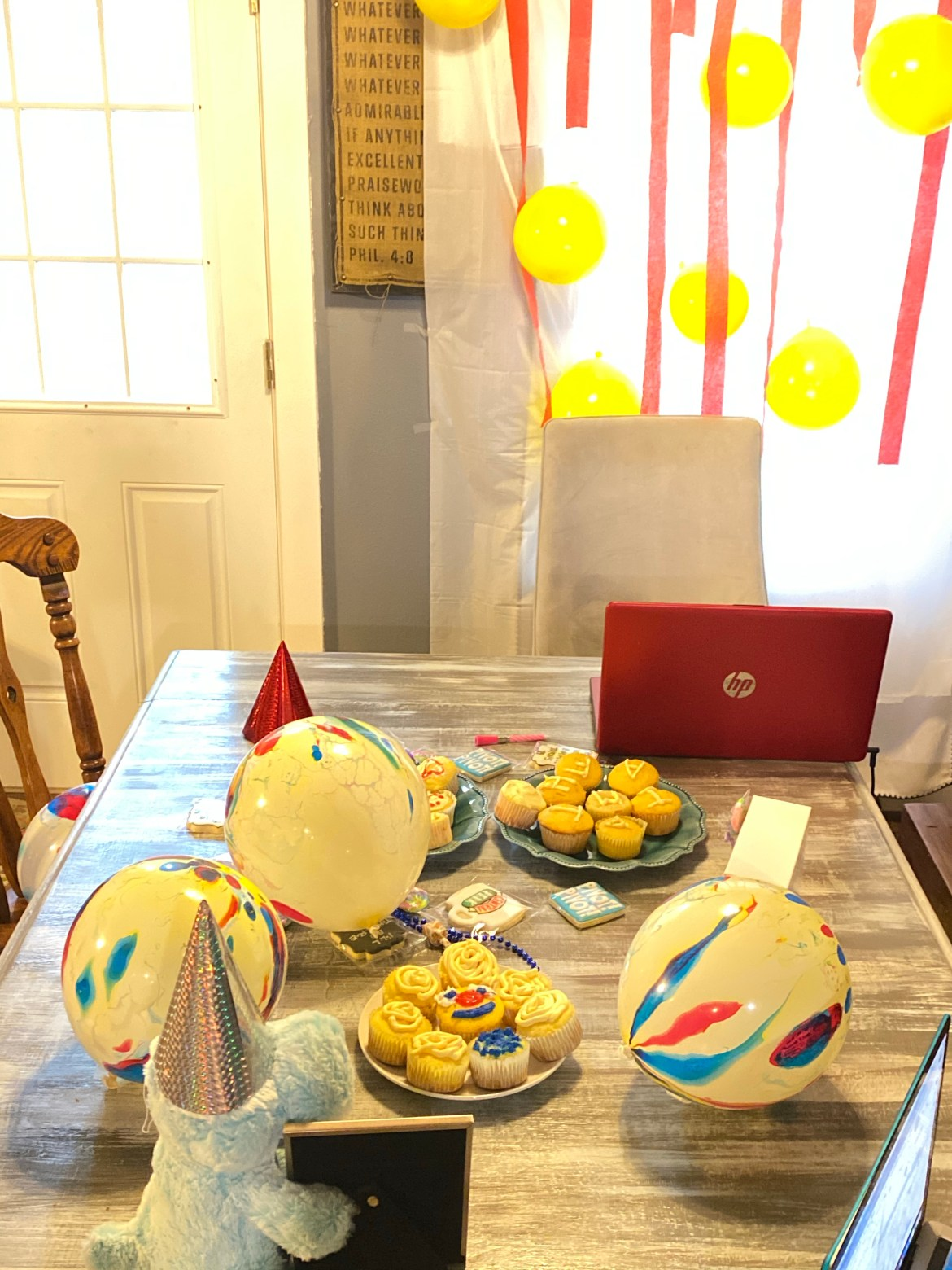 How to have a virtual birthday party