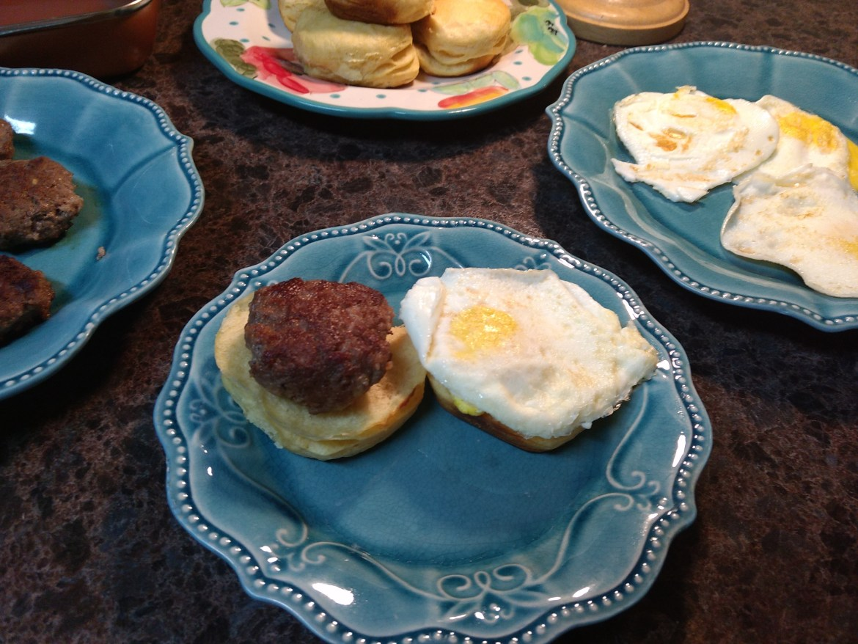 One Pot Breakfast In Under 30 minutes