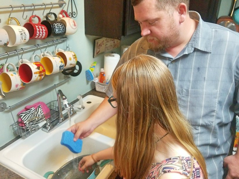 making chores easy and fun