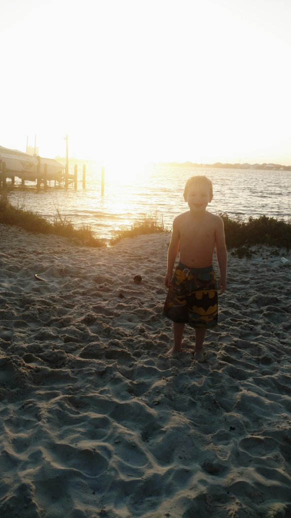Visiting Pensacola with kids