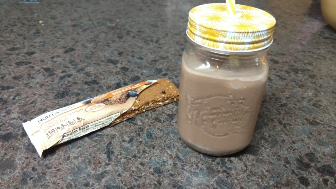 Nutrisystem Recipe: Chocolate Iced Coffee With Protein Shake