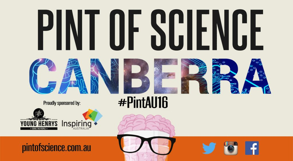 Pint of Science Canberra 2017 – We Need You!