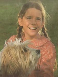 melissa-gilbert-with-dog