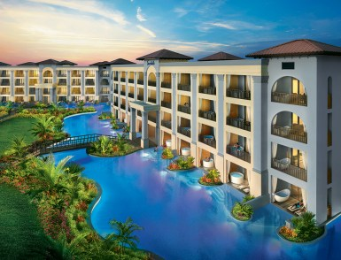 [HQ]_Sandals Barbados Lagoon Village Artist Impression