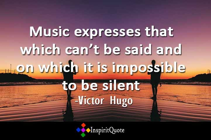 nspirational music quotes for students