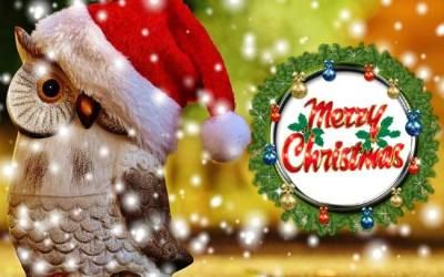 Top 100+ Merry Christmas 2018 wishes Images HD, Wallpapers Photos & GIF Pics for Whatsapp and Facebook