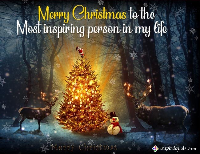 inspirational christmas messages