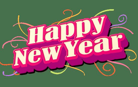 new year sticker download