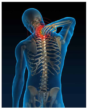 office chair neck pain folding cart cervical spondylosis | inspirityoga