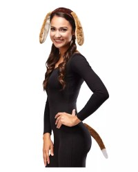 Dog Costume Set 2-pc. For carnival | horror-shop.com