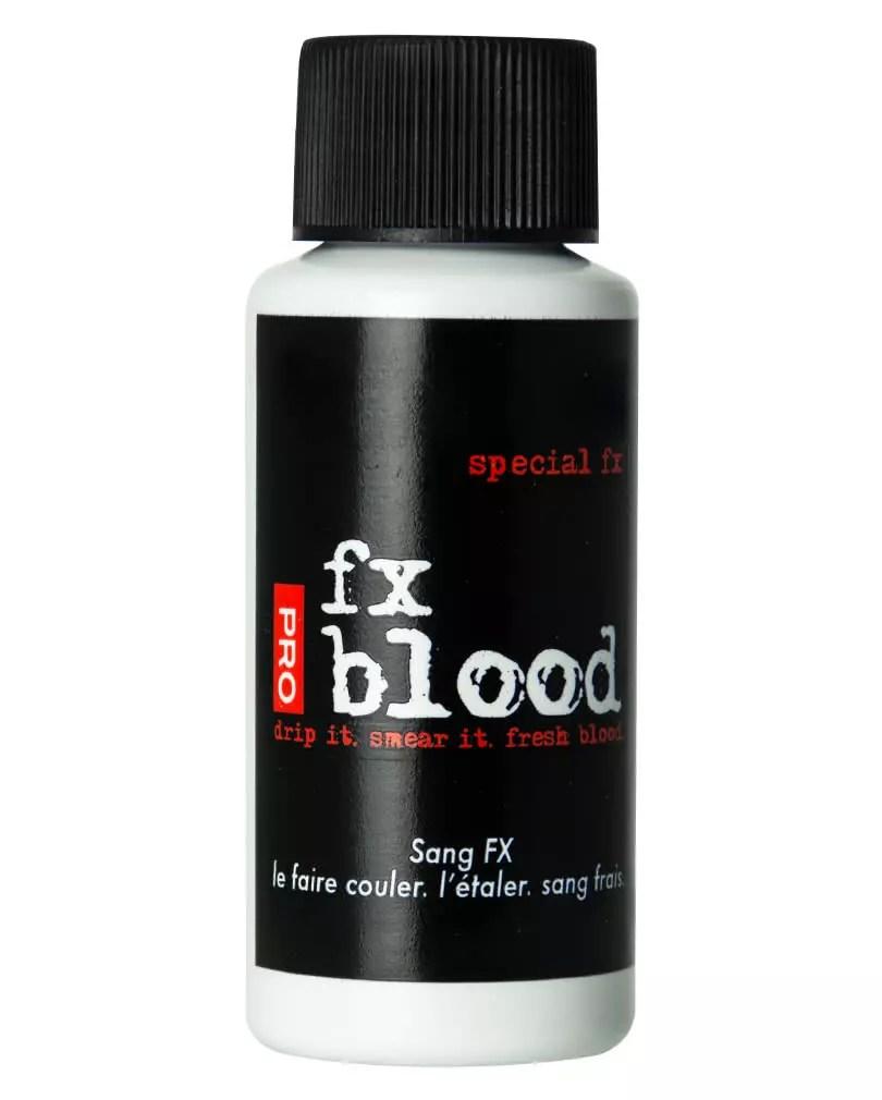 Filmblut / Fx Blood 30Ml | Kunstblut Günstig Kaufen | Horror-Shop.Com