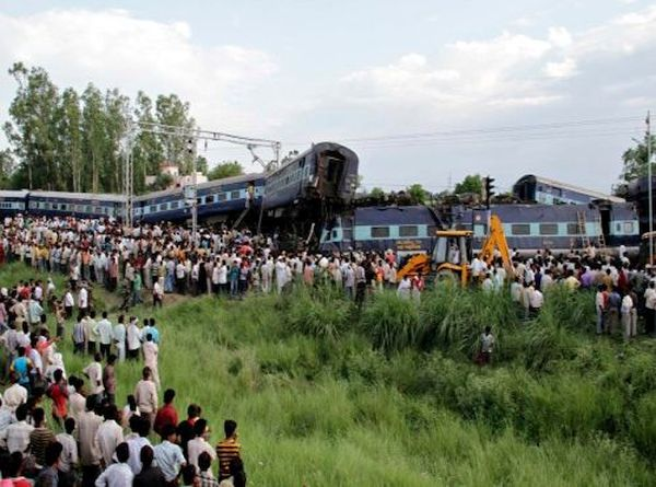 Khanna rail accident; 212 killed