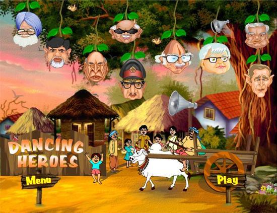 12 politician caricatures BDQi5 35628