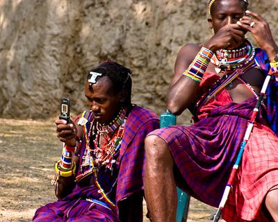 african people mobile phone thumb 400x320 SSBU8 16