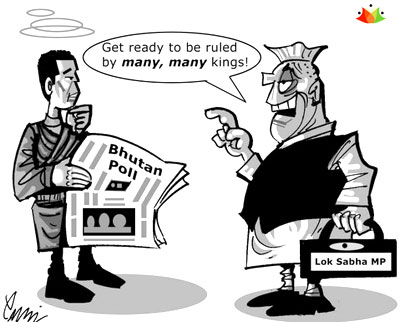 bhutan democracy 65
