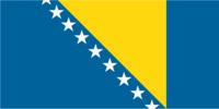 bosnia flag w3apl 20441