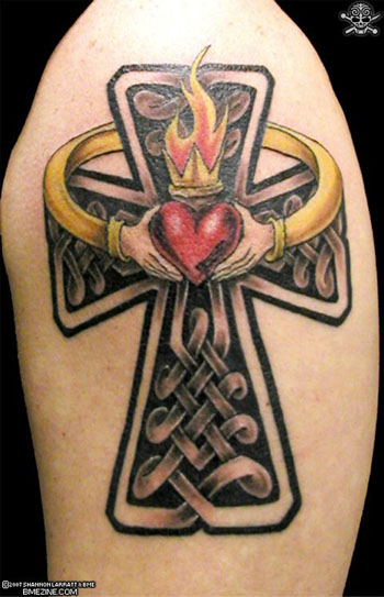 celtic cross tattoo2 wCgpe 23803