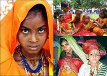 child marriage in india