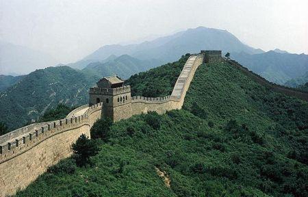 china wall 26