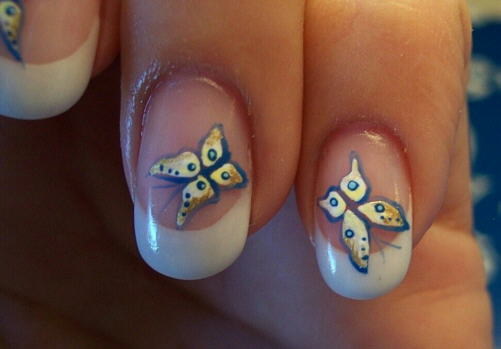 finger nail art 15676