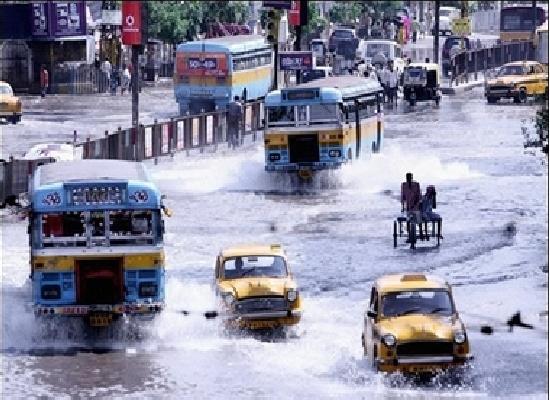 flooded streets kolkata AAuVZ 17756