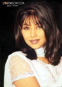 gauri shahrukhs glamorous wife