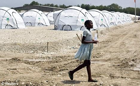 haiti tent cities hPEzs 16105