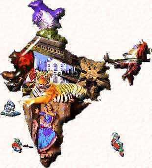 india map 3treO 3868