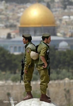 jerusalem soldiers Brcoj 19672
